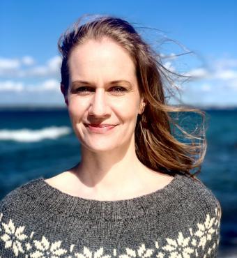 Maria Gjerding, forperson for Tænketanken Hav